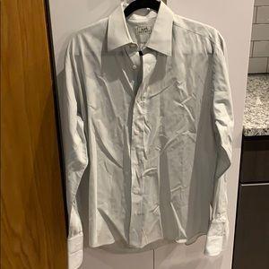 Hermès Men's cotton dress shirt